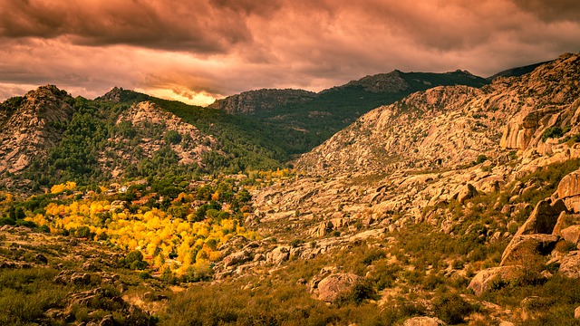 The 13 essentials of the Sierra de Guadarrama